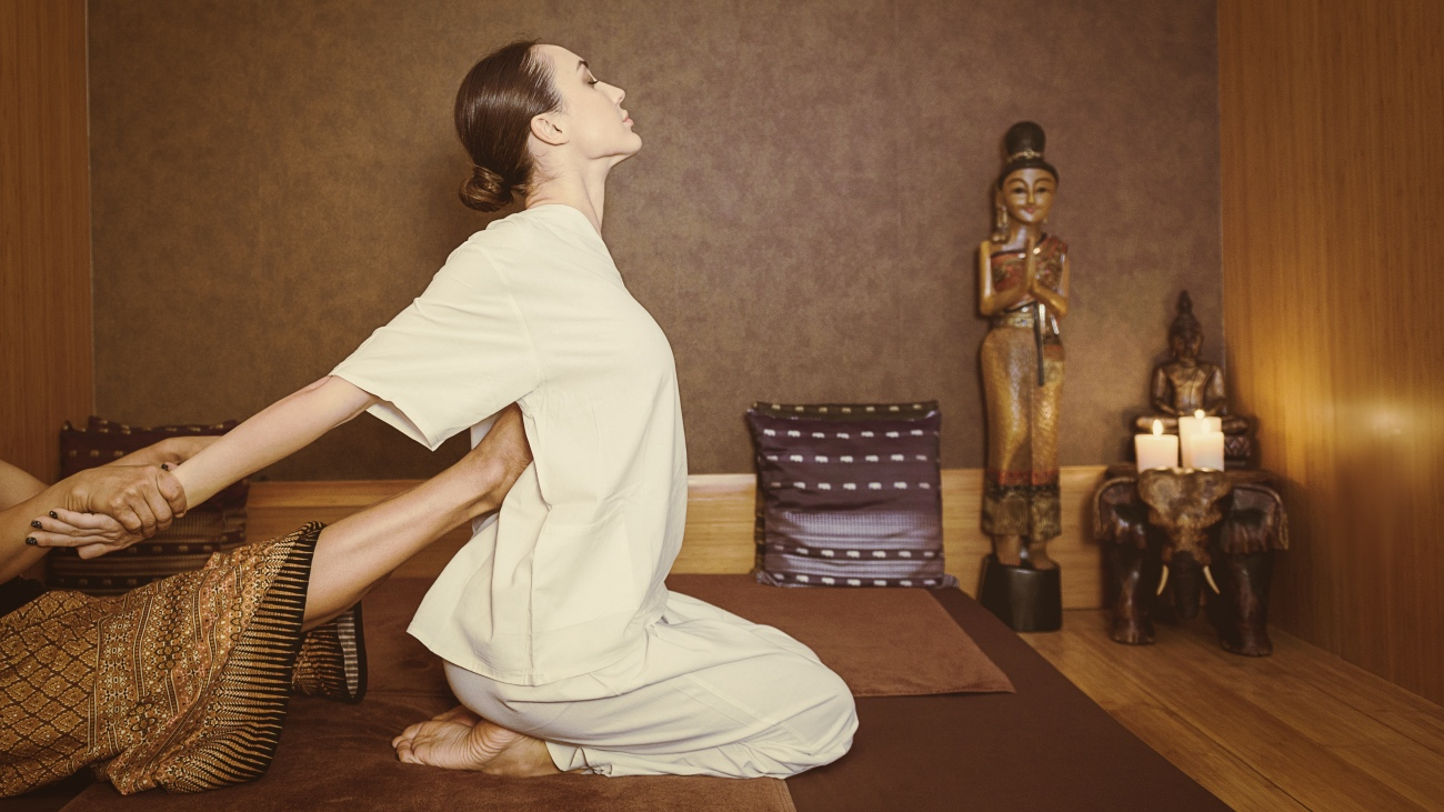 Specialise in Yoga Massage Therapy