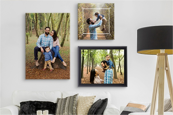 Sams Club canvas prints quality SC1