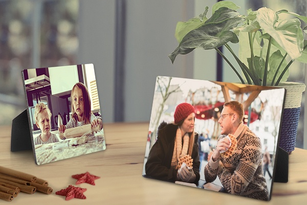 Gift for brother, sister photo plaques SC1