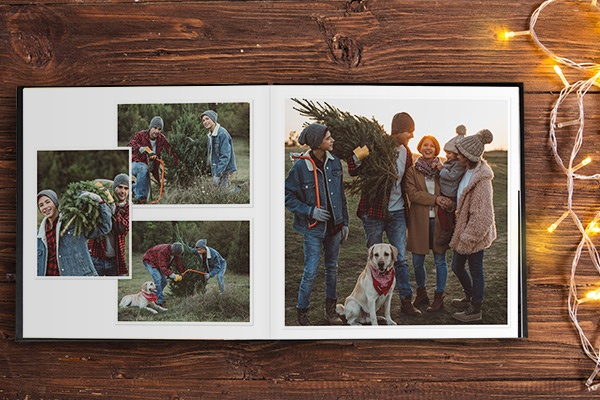 Family traditions, create a photo book SC1