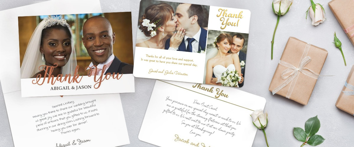 wedding thank you cards wording wedding thank yous card designs scb12