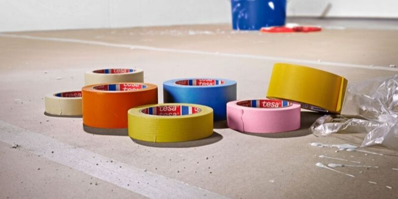 Univar Sticks With Quality With tesa Masking Tape Additions.