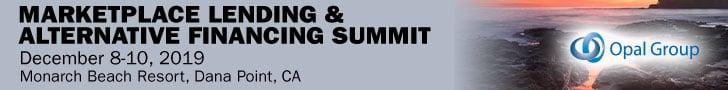Marketplace Lending & Alternative Financing Summit