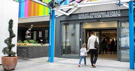 Hornbill supports Digital Transformation at Great Ormond Street Hospital