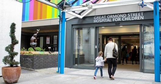 Hornbill supports Digital Transformation at Great Ormond Street Hospital