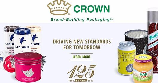 Crown Packaging - Modernizing Enterprise IT