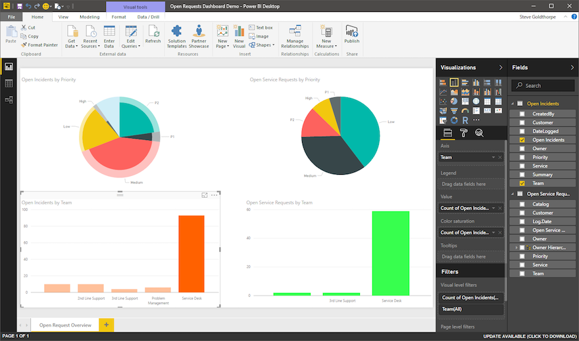 INTEGRATION: Integrating with Microsoft Power BI