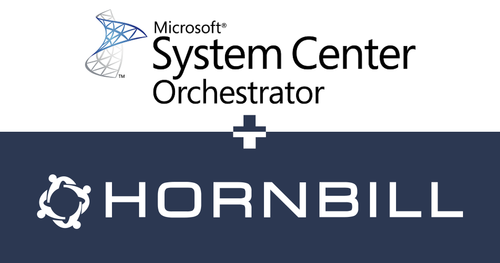 INTEGRATION: Integrating with Microsoft System Center Orchestrator