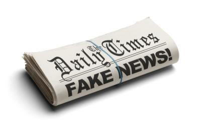 Fake News. Is It Still A Problem?