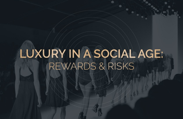 How the best luxury brands engage with consumers on social media