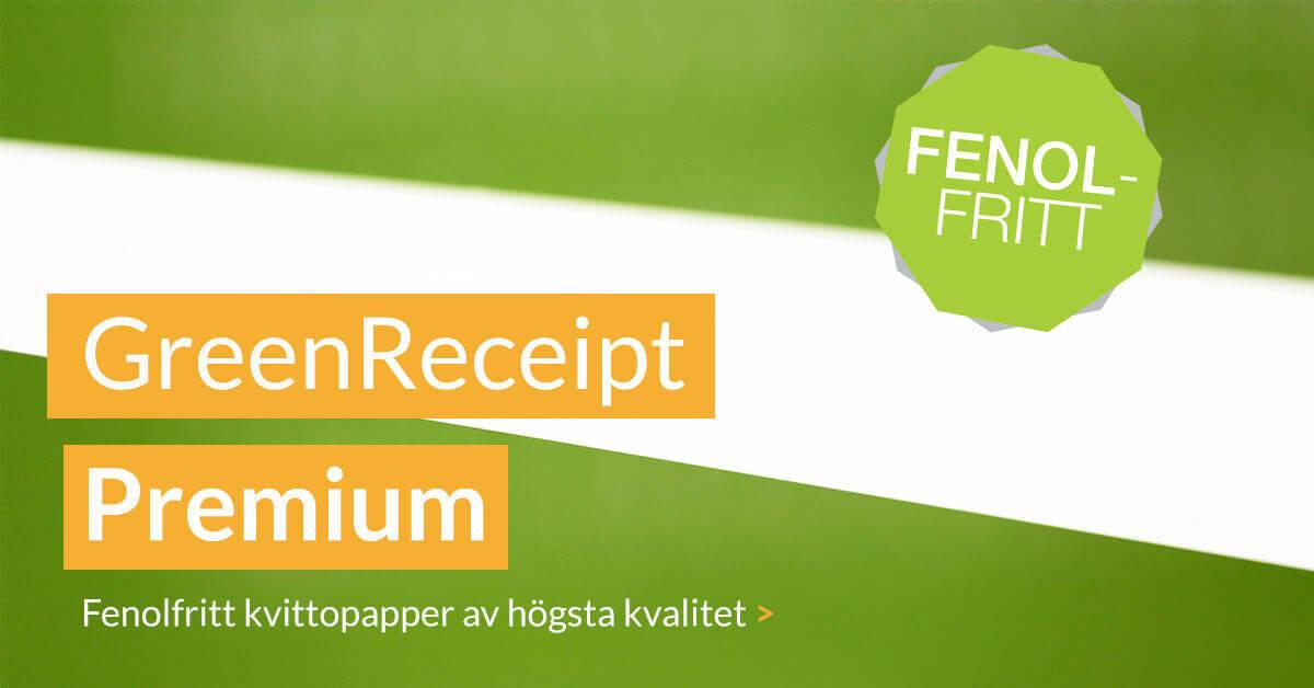 GreenReceipt Premium