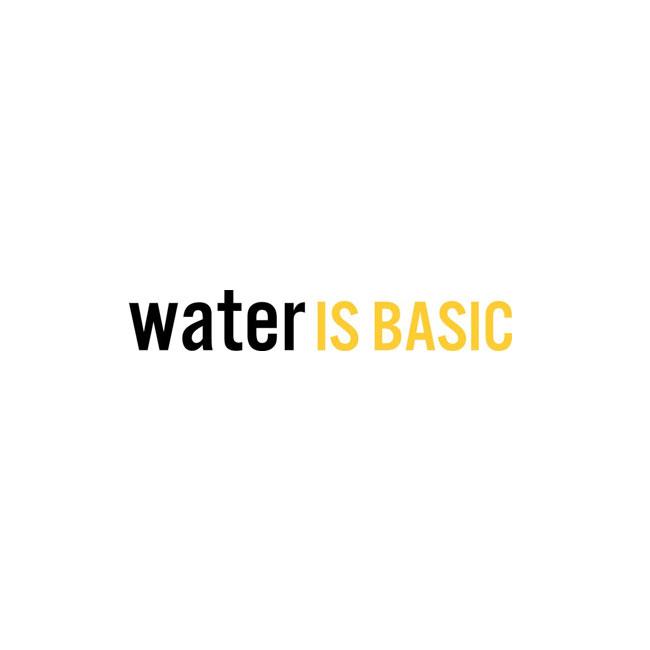 WaterIsBasicLogo