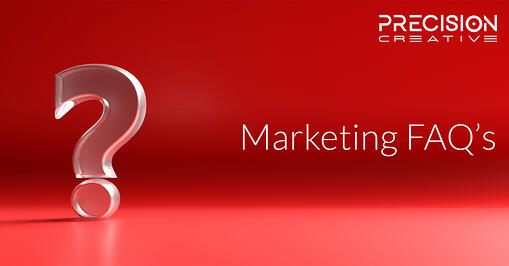 4 Frequently Asked Marketing Questions