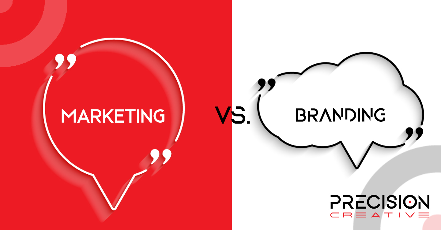 Branding vs. Marketing: What's the Difference?