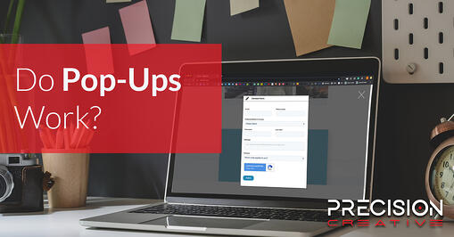 Website Pop-Ups: Worth It?