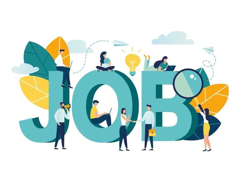 ¿Sabes qué? ¡Buscar trabajo es un trabajo!