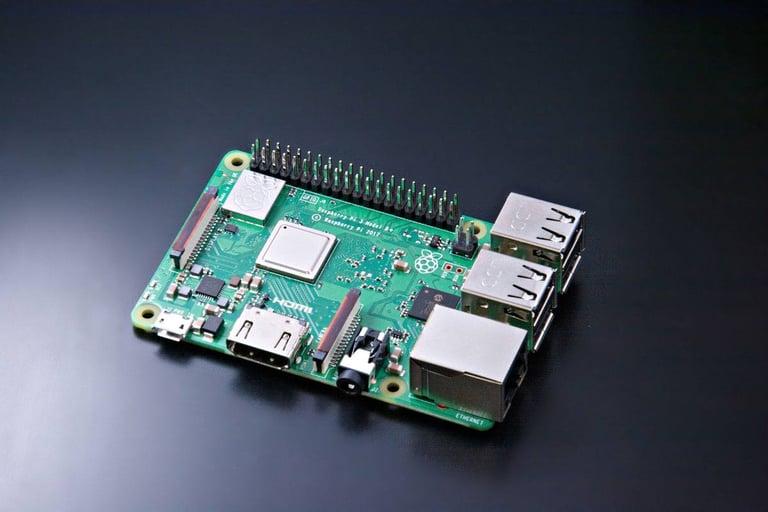 Cómo montar un servidor con una Raspberry PI