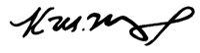KM-Signature