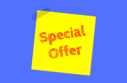 Special Offers for Leaders