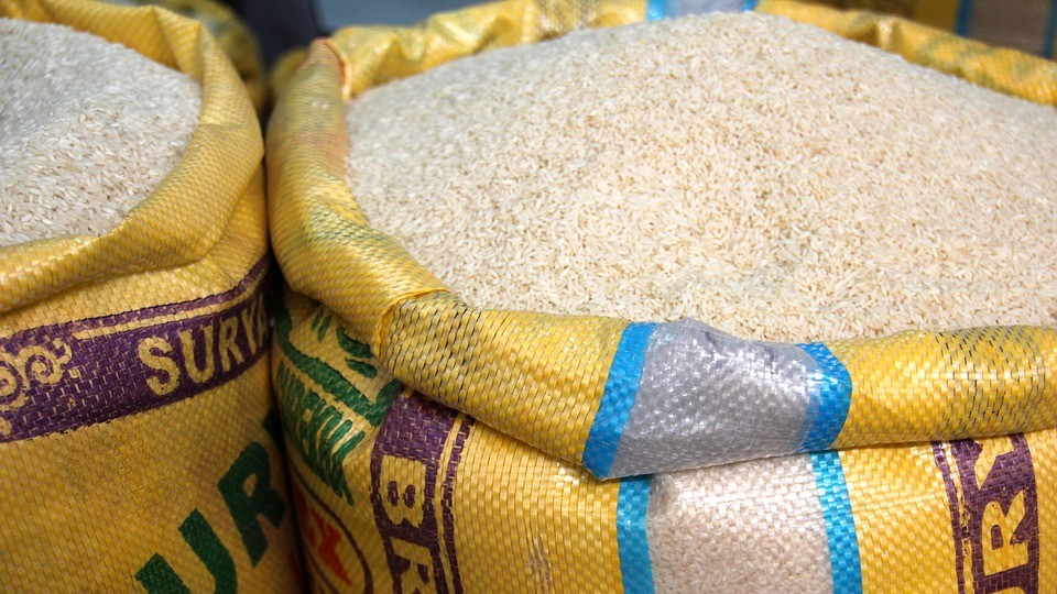 Got Rice - Perfect for Grip Strength, Power in Forearms feat (clean)