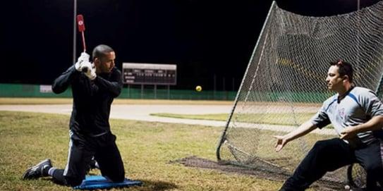 MLB carlos correa training with the insider bat 2-1