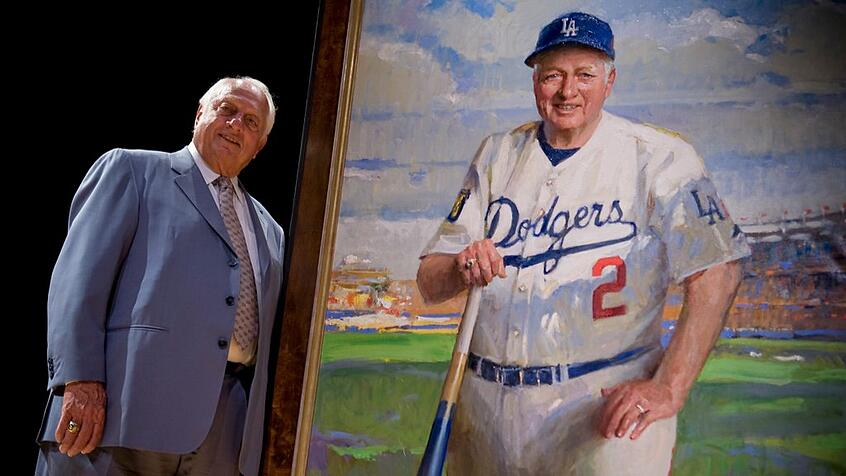 Say What - Driving Lessons with Dodgers Legend Tommy Lasorda Feat (Clean)