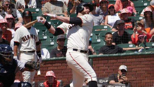 Stayin Alive! The Art of Fouling Off Pitches - with Brandon Belt