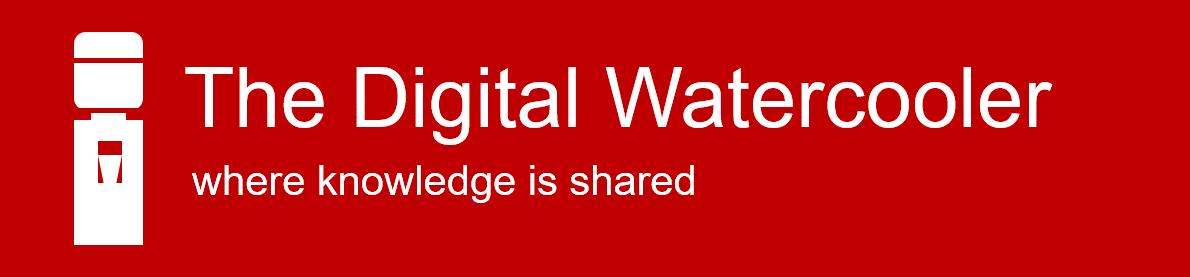 The Digital Watercooler