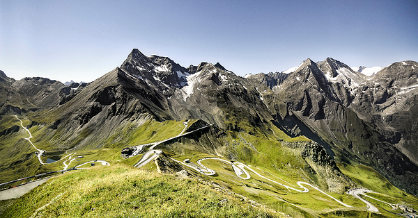 De 5 mest natursköna vägarna i världen