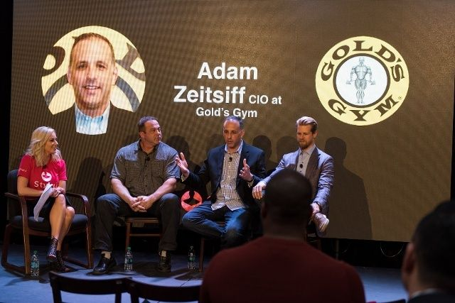 3D Body Scanning Summit with Gold's Gym