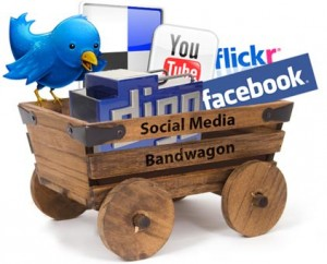 Leap on the Social Media Bandwagon