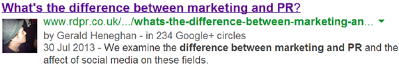 Authorship could have vast implications for SEO