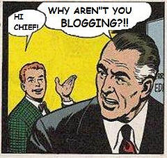 Business blogs are a brilliant promotional tool