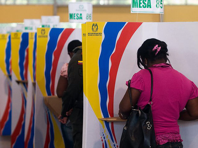 Votar también es una práctica sostenible