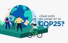 COP25: ¿qué esperar de la cumbre sobre cambio climático?