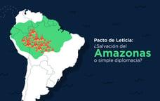 Pacto de Leticia: ¿salvación del Amazonas o simple diplomacia?