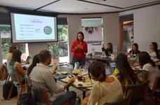 Cinco lecciones del brunch de reporte de sostenibilidad