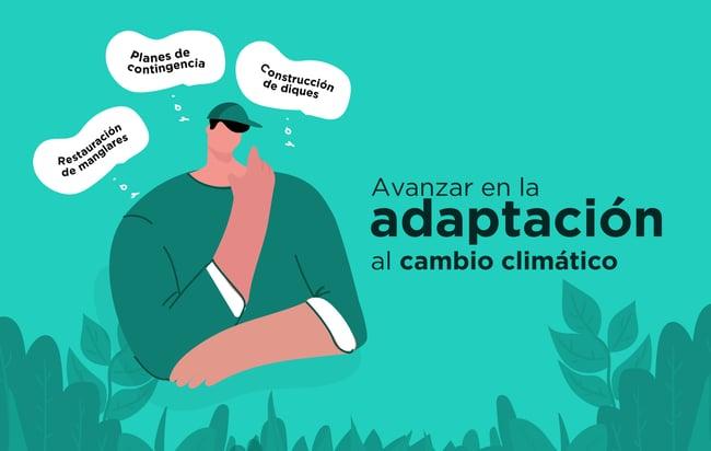 ¿Cómo acelerar la adaptación al cambio climático en Colombia?