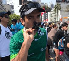 Sostenibilidad: un esfuerzo maratónico