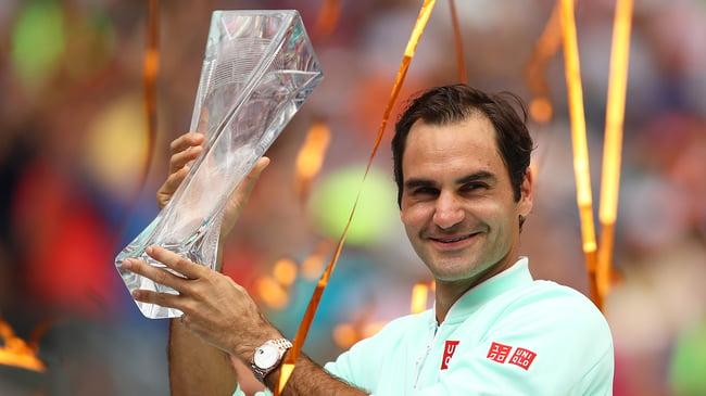 ¿Por qué Roger Federer es un ejemplo de sostenibilidad?