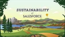 Salesforce: gestión de clientes con acción por el planeta