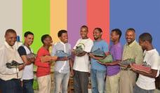 SoleRebels: la sostenibilidad detrás de unos zapatos
