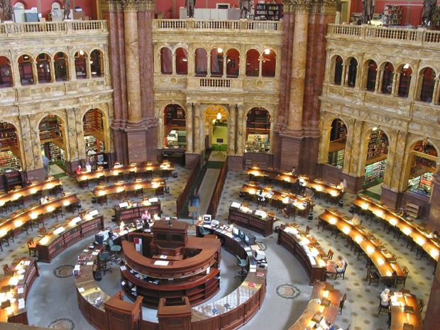 Library Of Congress Science And Technology Reading Room