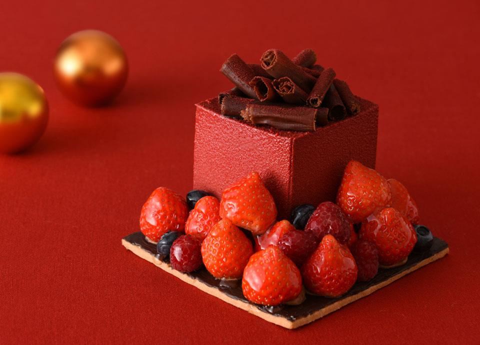 クリスマスケーキ<br>ご予約受付中