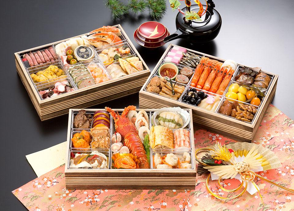 おせち料理 2017