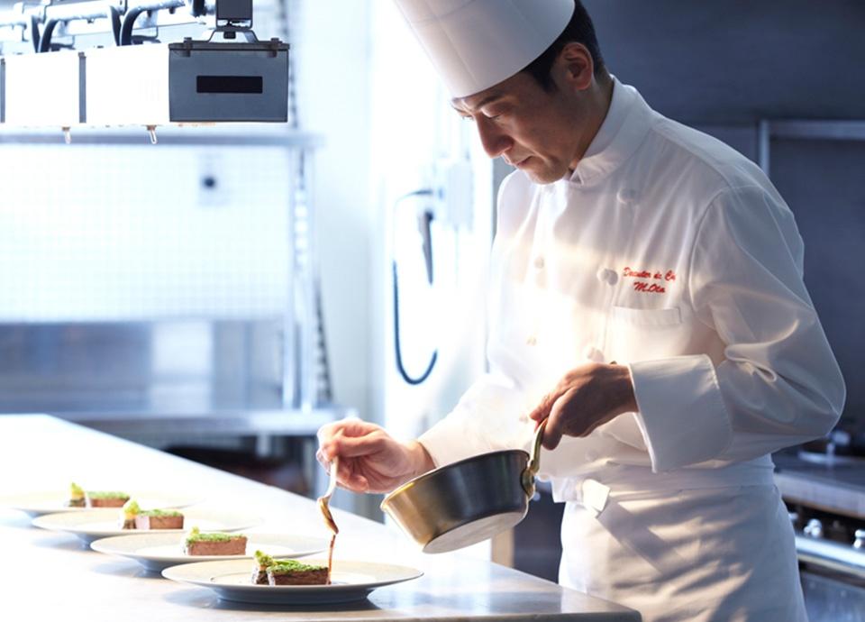 リーガロイヤルホテルグループ 統括総料理長 太田昌利による華麗なるガストロノミック