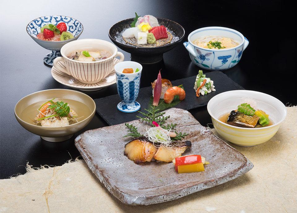 日本料理なにわ 懐石・鉄板焼【サンクスフェア】