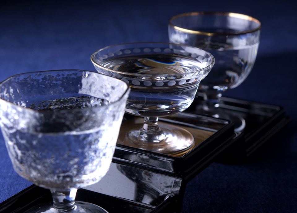 銘醸蔵の日本酒を楽しむ夕べ 第3回「福寿」 神戸酒心館 神戸市東灘区