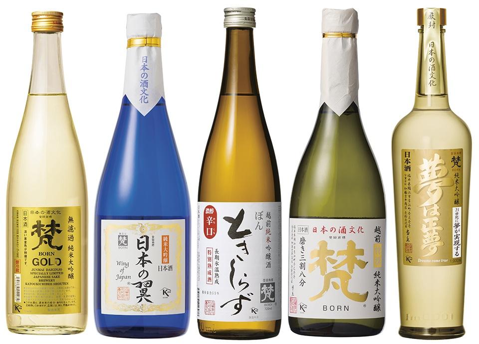 日本酒を愉しむ会~梵~