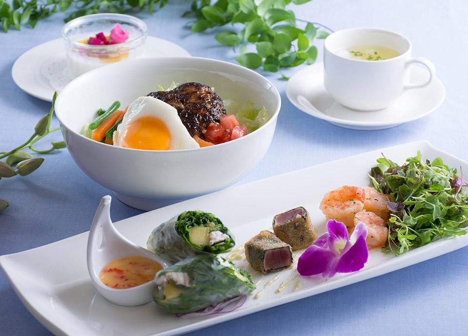 レストラン アイリス「アプレ・ミディ~Hawaiian Lunch~」